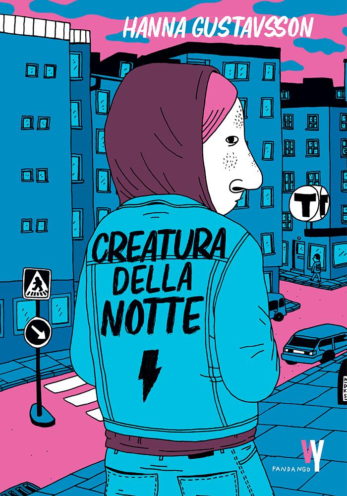 Creatura della notte – Fandango Libri